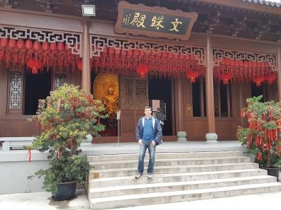 Templo Buda de Jade