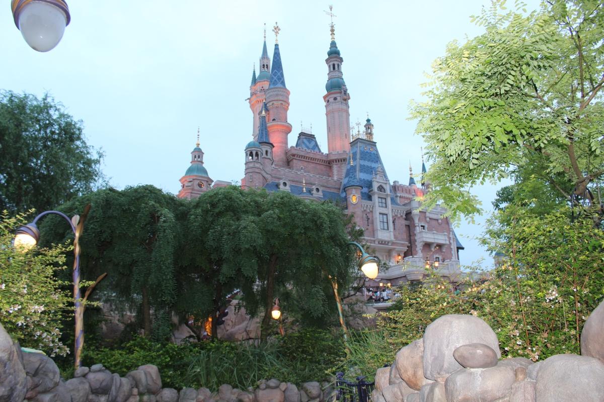 Disney Shanghai.