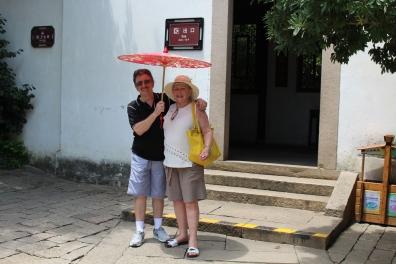Papai e Mamãe bem Chinês !!