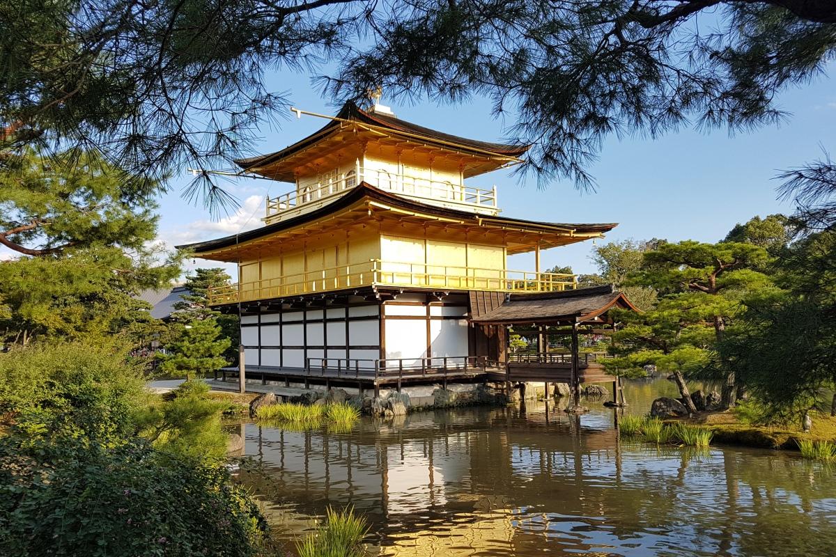 dfe6261ba Kyoto a mais japonesa de todas as cidades.