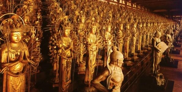Sanjusangendo-Temple